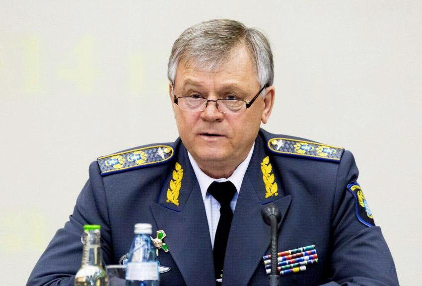 Заседание Коллегии Ространснадзора провел руководитель Федеральной службы по надзору в сфере транспорта А.И. Касьянов