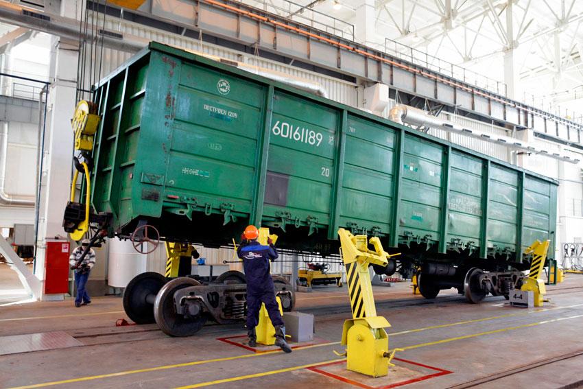 О совещании 1-2 февраля 2008 года в ОАО «РЖД» по ремонту приватных грузовых вагонов