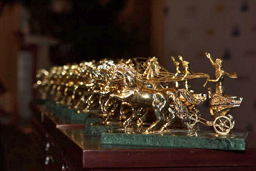 О награждении Ассоциации «Промжелдортранс» премией «Золотая Колесница»