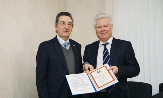 Поздравляем СТР А.И.Кукушкина с 30-летним юбилеем