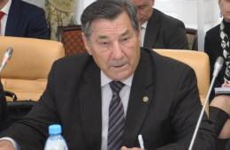 Вице-президент СТР Е.Д.Казанцев