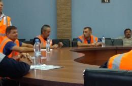 теоретический этап конкурса в Симферополе (Крым)