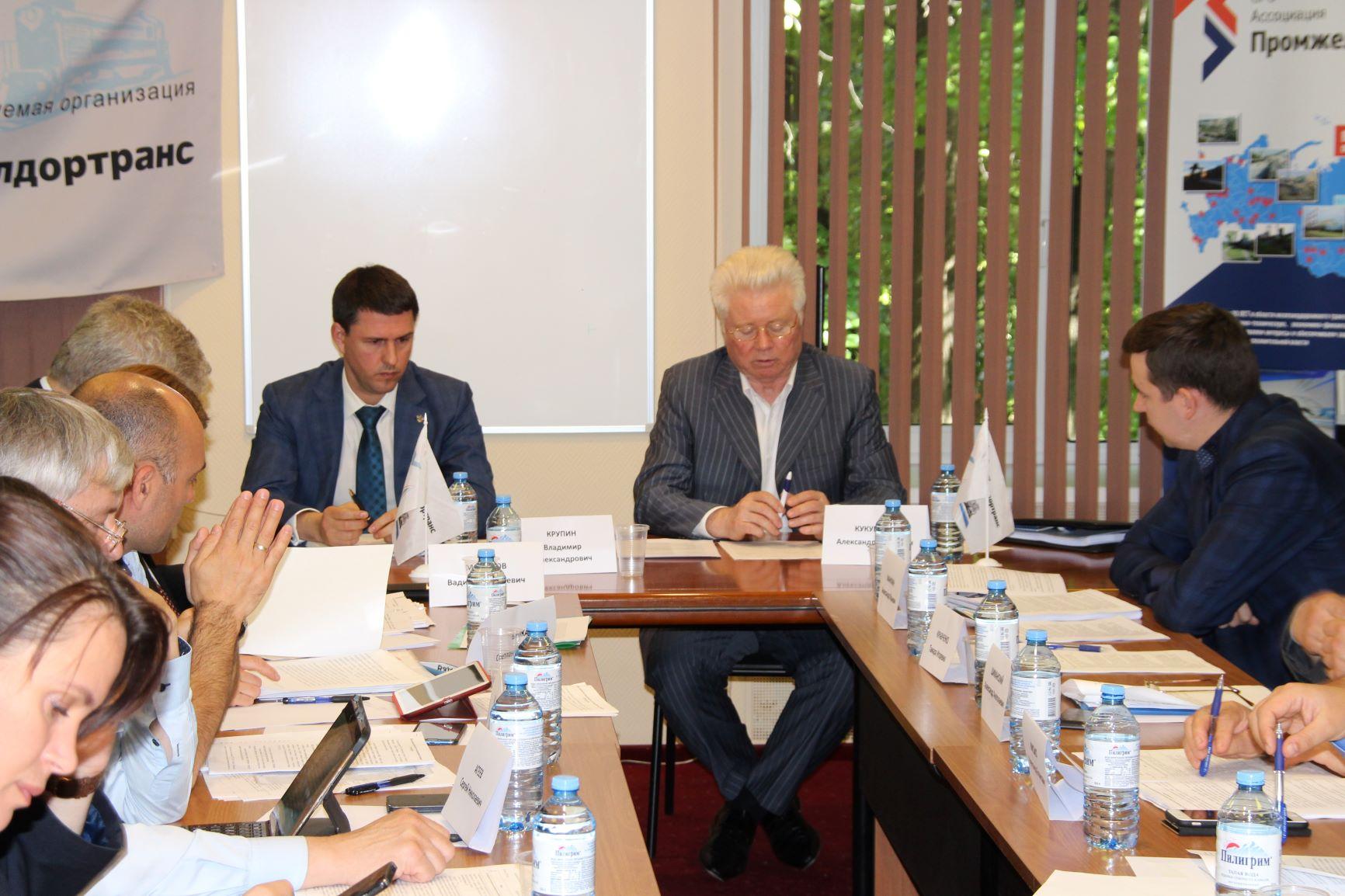 Итоги заседания Комитета по железнодорожному транспорту СТР