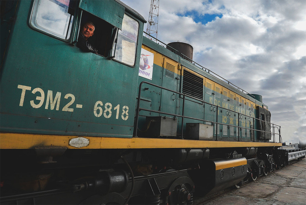 Порядок выдачи свидетельств на управление локомотивом: новая информация Госжелдорнадзора