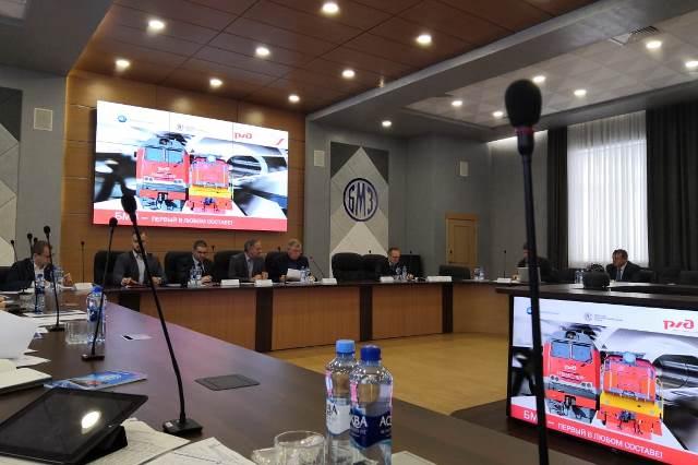 Утверждена заключительная редакция технических требований к промышленным локомотивам