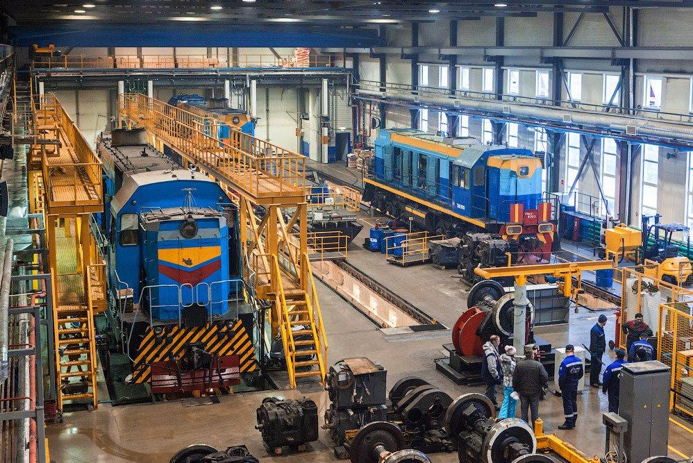 Ассоциация «Промжелдортранс» стимулирует спрос на услуги по ремонту локомотивов