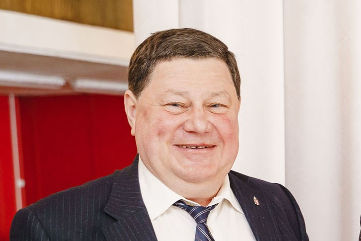 Поздравляем с юбилеем А.Б.Козлова – руководителя АО «Уралпромжелдортранс»