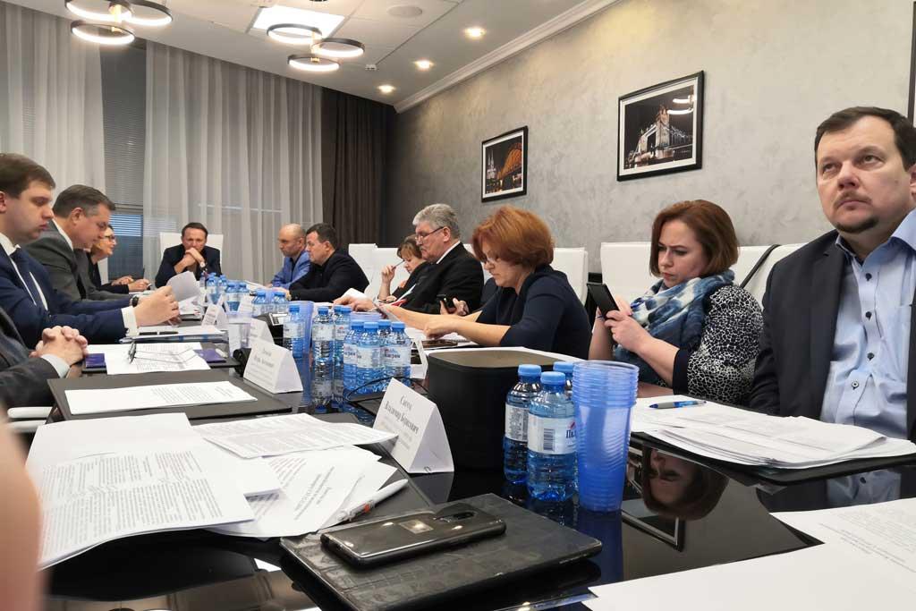 Планируемые изменения условий доступа к перевозке грузов транспортом общего пользования обсудил Комитет по ж/д транспорту СТР