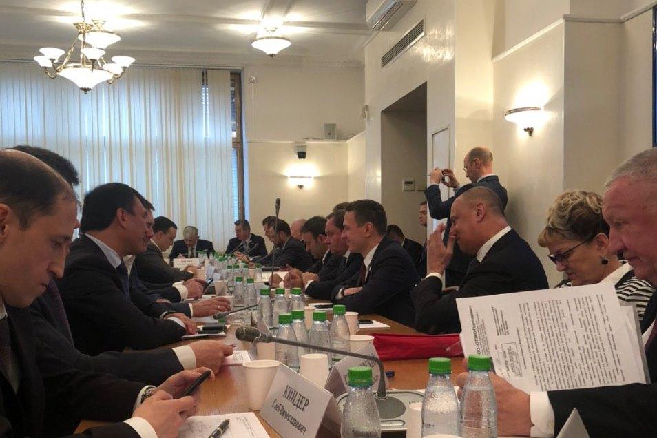 Заседание комитетов Госдумы по проекту «Безопасные и качественные дороги»