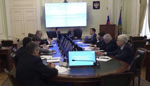 Заседание Общественного совета при Росжелдоре