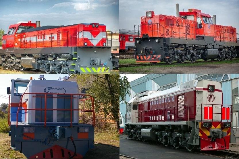 Приглашаем членов Ассоциации на видеоконференцию – презентацию маневровых локомотивов