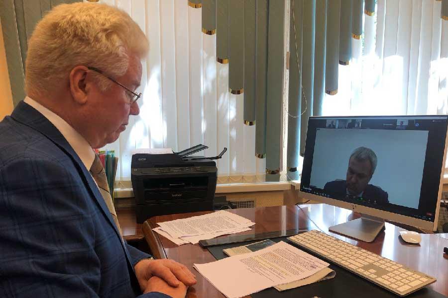 Итоги видеоконференции Ассоциации с ЦФТО ОАО «РЖД»
