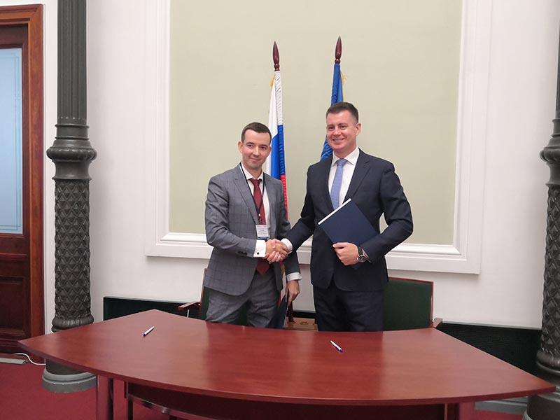 Подписано Соглашение о сотрудничестве между Холдингом «Синара — Транспортные машины» и СРО Ассоциация «Промжелдортранс»