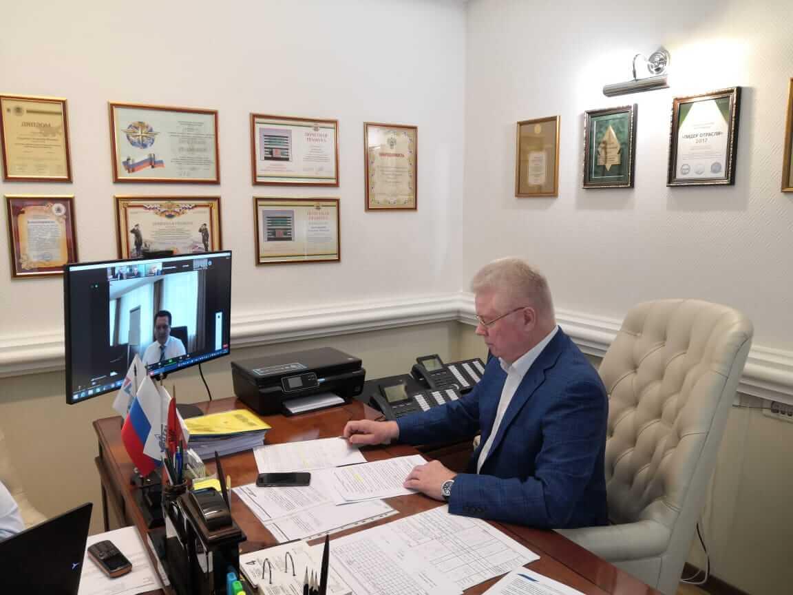Итоги очередной видеоконференции Ассоциации с ЦФТО ОАО «РЖД»