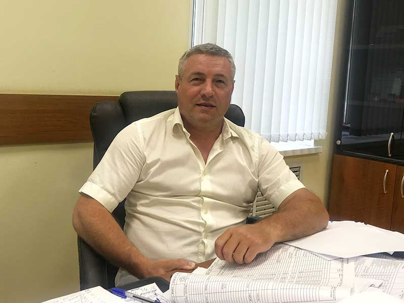 Поздравляем руководителя ОАО «Ново-Рязанское ППЖТ» С.Е.Сидорова с юбилеем!