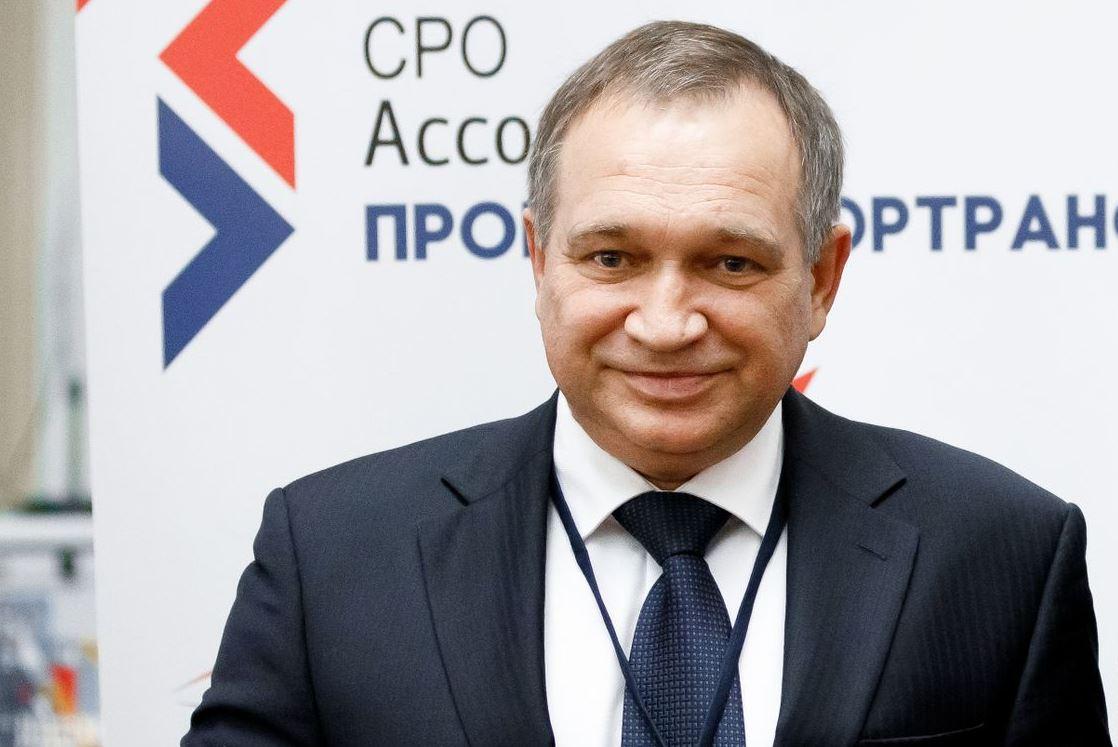 Поздравляем генерального директора АО «Подольское ППЖТ» А.В.Ганзенко с двойным юбилеем!