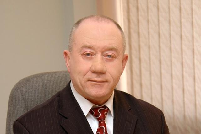 Поздравляем с юбилеем Л.А.Рогова – руководителя АО «Уссурийское ППЖТ»