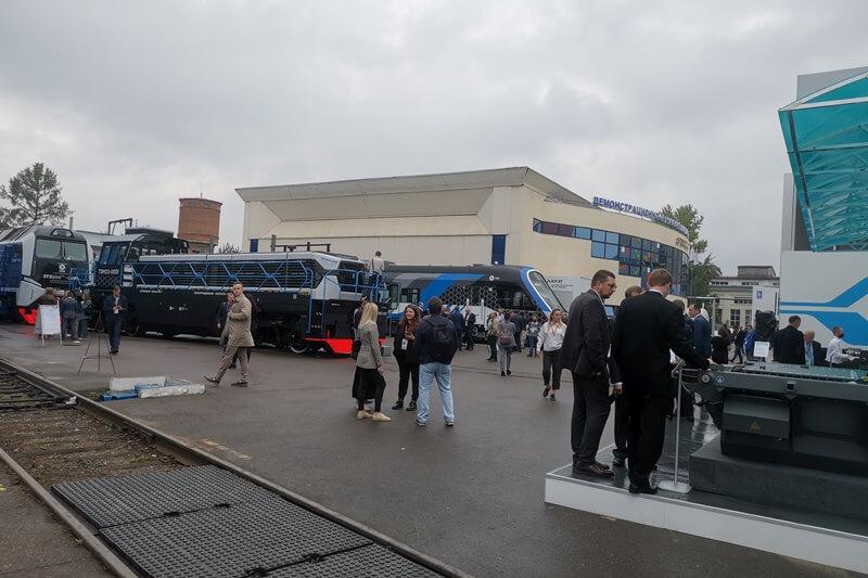 Итоги железнодорожного салона «PRO//движение.Экспо» в Щербинке